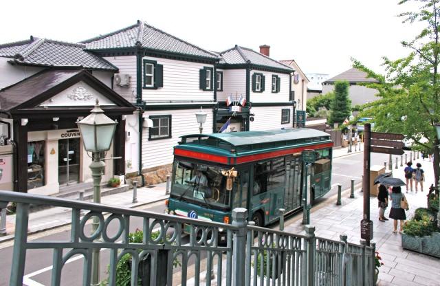 3. 神戶市中的夢幻西洋館「北野異人館」