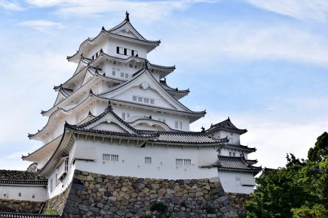 5. 日本最早登錄的世界文化遺產「姬路城」