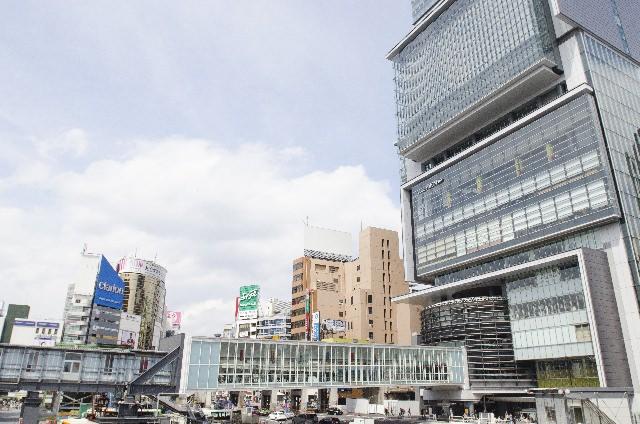 6. 澀谷的新購物地標「澀谷HIKARIE」
