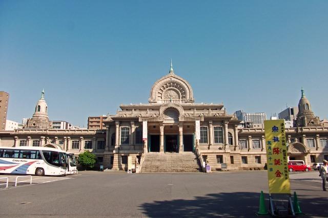4. 築地本願寺