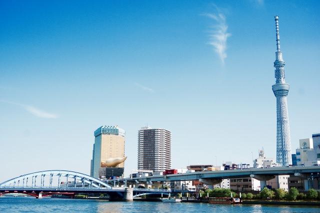 東京晴空塔的基本資訊