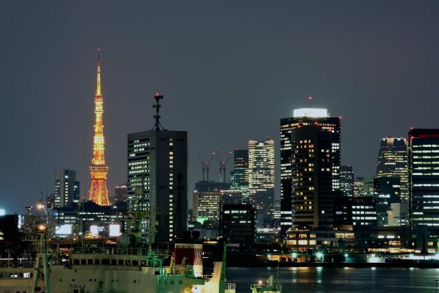 6. 最近流行的「民泊」也可以看到東京鐡塔!