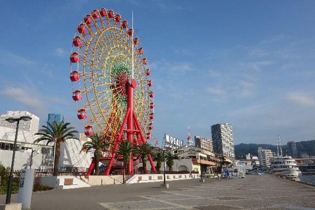 5. 不管何時都非常活躍的休閒景點「神戶臨海樂園」