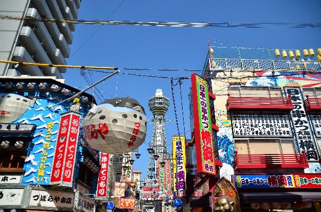 5. 感受大阪的下町風情「新世界」和「通天閣」
