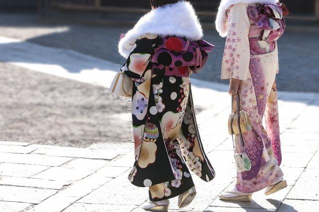 9. 穿著和服逛原宿!「Kimono TOKYO Harajuku」
