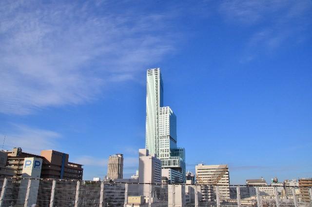 6. 大阪的新地標「ABENOHARUKASU」