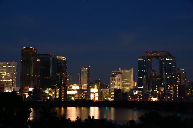 1. 說到大阪第一的繁華街的話便是「梅田」了!