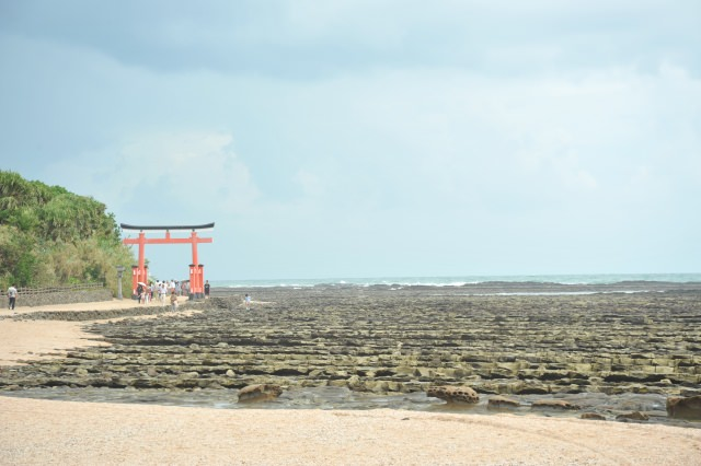 5. 宮崎縣中神聖的觀光地「青島神社」
