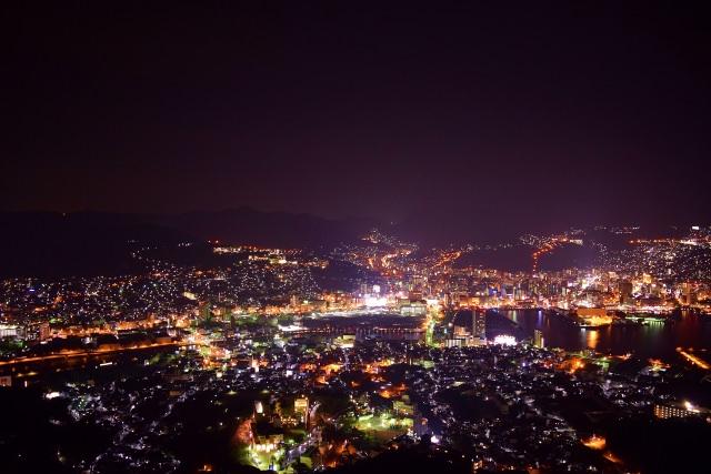 10. 長崎的絕景景點!要看夜景的話便要來這!「稻佐山」