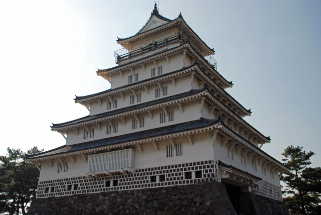 5. 說到長崎県島原便是這裡!「島原城」