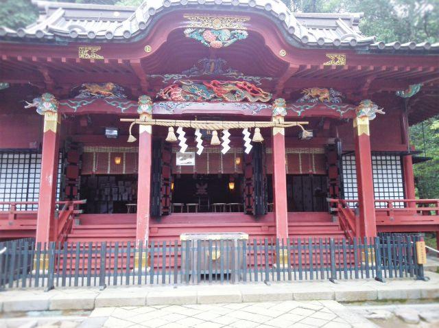 8. 結緣的能量景點!「伊豆山神社」