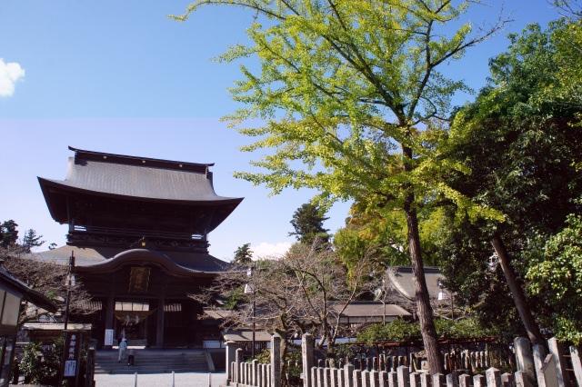 3. 擁有傳統的神社「阿蘇神社」