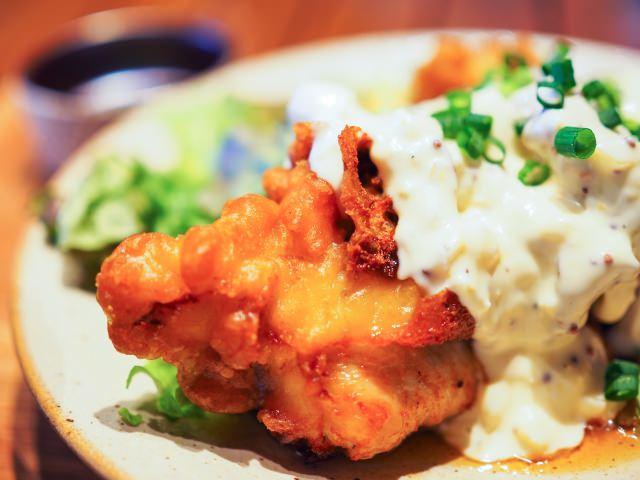 10. 說到宮崎縣就是雞肉!想盡情品味名產的話就是這樣!「南蠻雞」