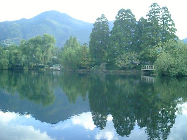 1. 來到美麗的自然世界。「金鱗湖」