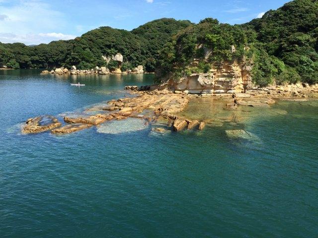 1. 說到長崎縣便是島嶼!「九十九島珍珠海洋遊覽區」
