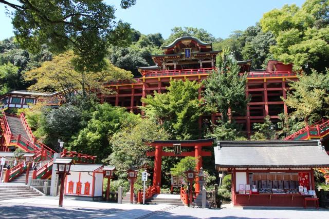 2. 擁有330年歷史傳統的佐賀神社「祐德稻荷神社」