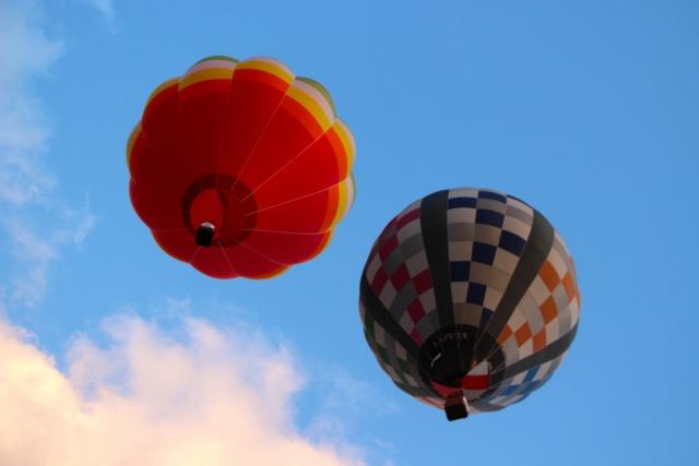 10. 佐賀最大的活動!11月的「佐賀International Balloon Fiesta」