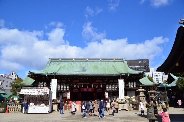 1. 關西的廚房!大阪觀光的話就是此!「大阪天滿宮」