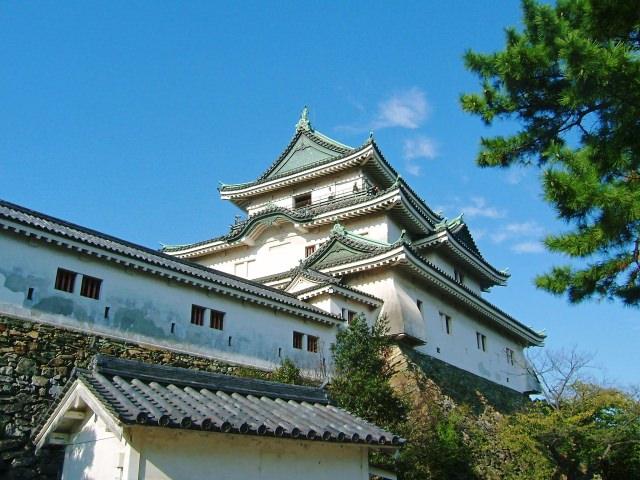 1. 說到和歌山縣的觀光景點就是此!「和歌山城」