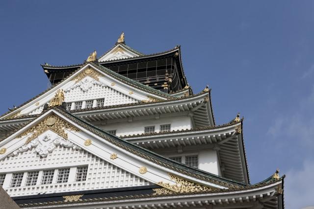 2. 大阪的象徵!關西觀光地訪景點「大阪城」