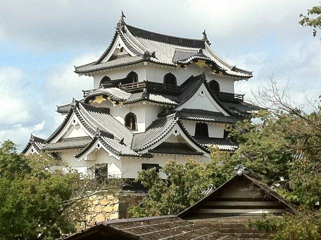 1. 滋賀縣〝當今〞最夯的觀光旅遊景點「彥根城」
