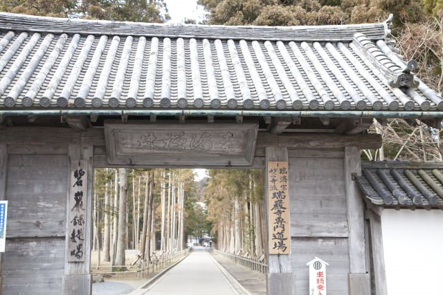 5. 有著宮城歷史的藝術作品充滿著魅力「瑞巌寺」