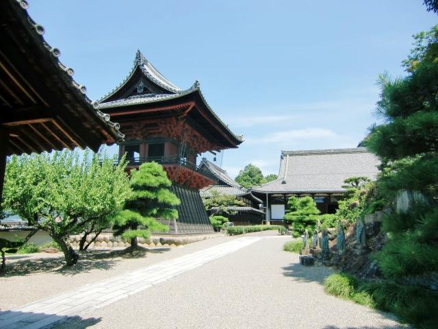 7. 富山寺廟巡禮「瑞泉寺」!