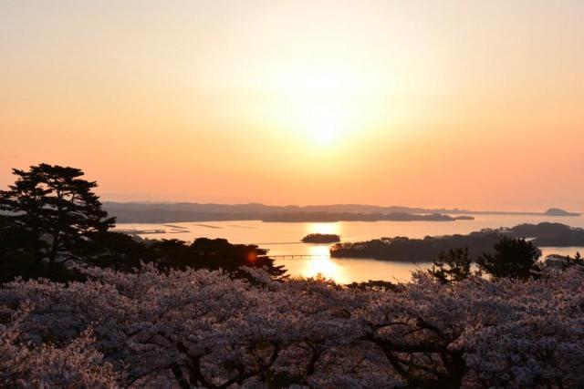4. 宮城縣的觀光中絕對不能不去的地方「松島」