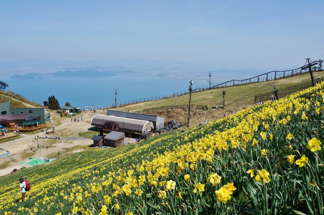 5. 享受琵琶湖的美麗風景和山間遊憩「琵琶湖山谷」