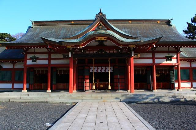 6. 受指定為國家重要文化財產的福井觀光名勝「氣比神宮」