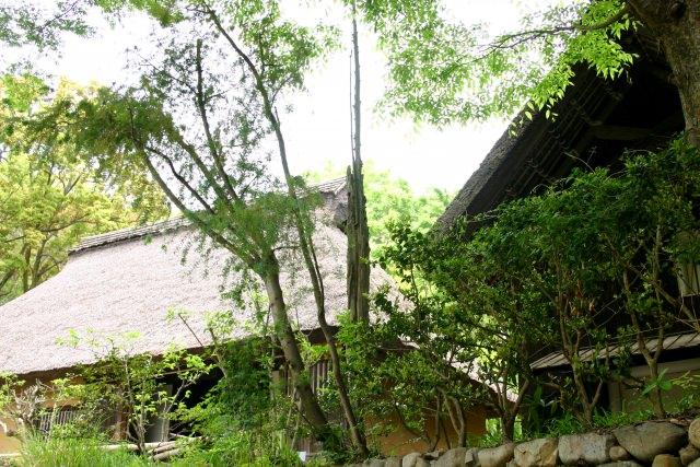 10. 一邊享受日本傳統情景一邊度過。香川人氣觀光地「四國村」