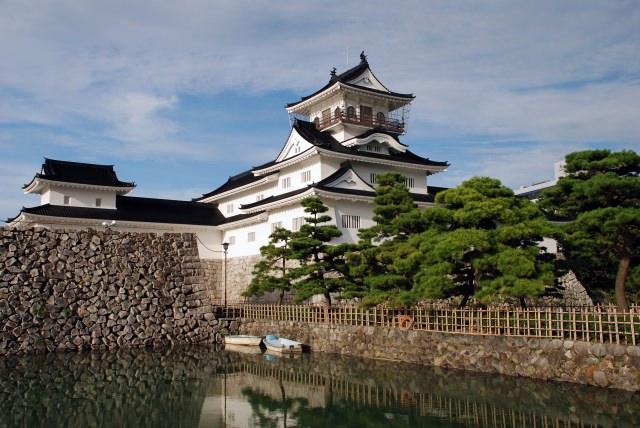 3. 富山必訪城池!「富山城」