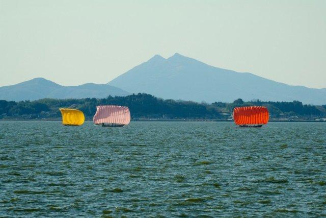 9. 日本的第二大湖。說到茨城縣旅遊地點絕對是這個!「霞之浦」