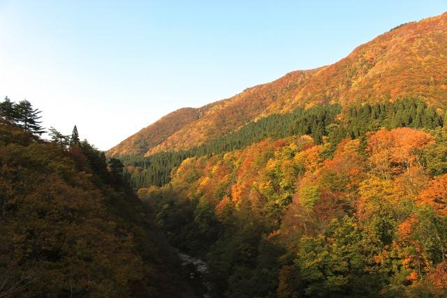 7. 感受包圍東北的原始大自然與紅葉的地毯「栗駒山」