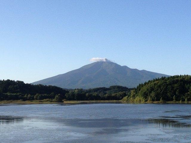 4. 從青森縣最高峰觀看絕景的觀光景點。「岩木山」
