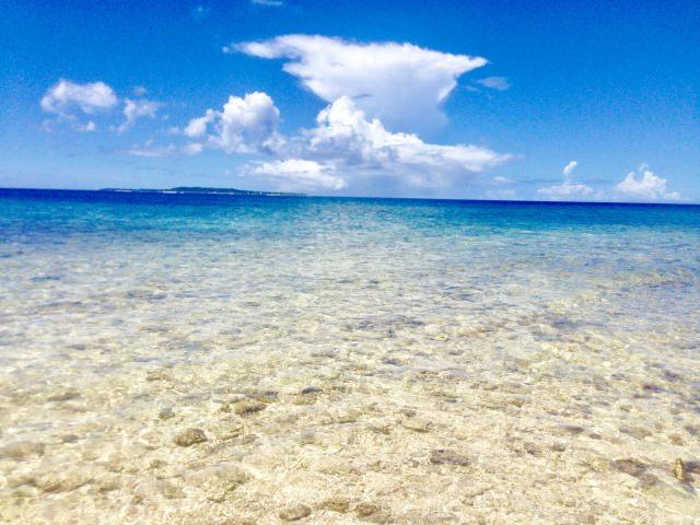 10. 珊瑚形成無人島!在自然中休閒地渡過「Barasu島」