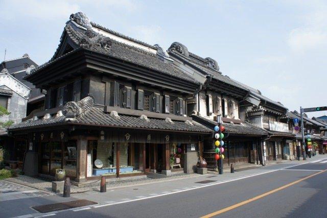 1. 像是回到了江戶之町的時光旅行!?埼玉的人氣觀光景點「小江戶川越」