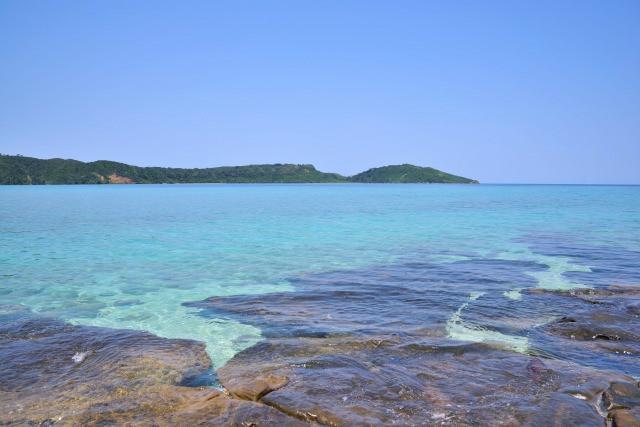 6. 被譽為西表島最美的沙灘。絕對有一看的價值!「IDA之濱」