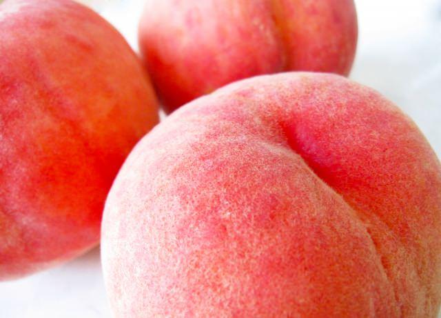 4. 說到福島的水果就是這個!最想在當地品嚐!「桃子」